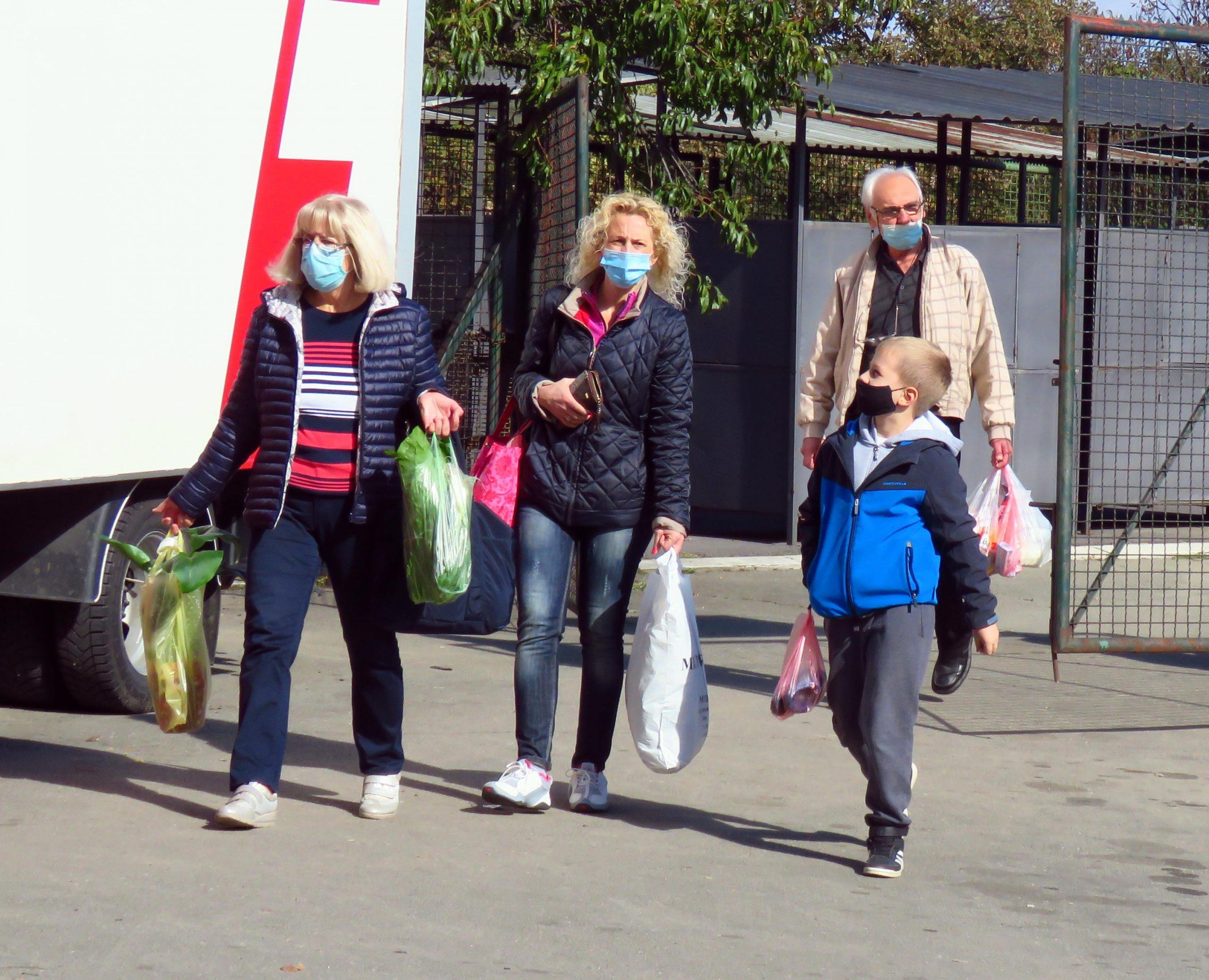 Blic: Od 10. novembra kazne na licu mesta za nenošenje maski i nepoštovanje distance 1