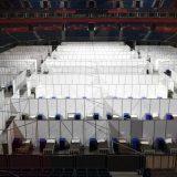 Štark Arena: Od 336 pacijenata u bolnici oko 300 na kiseoničnoj terapiji 1