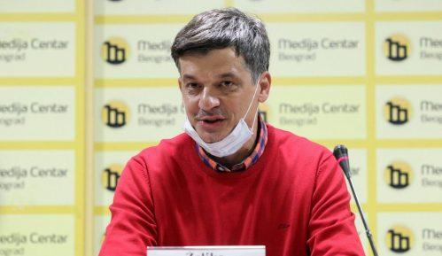 Bodrožić (NUNS): Dajemo poslednju šansu vlasti da se unormali i upristoji 15