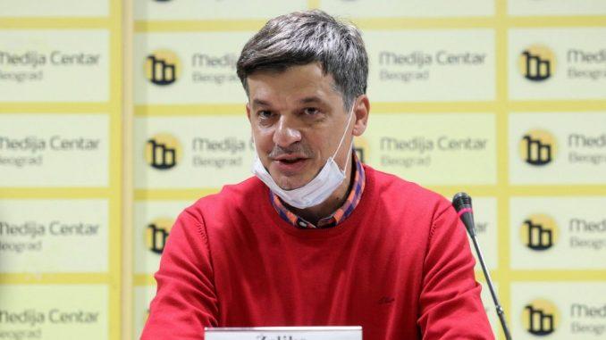 Bodrožić (NUNS): Dajemo poslednju šansu vlasti da se unormali i upristoji 3