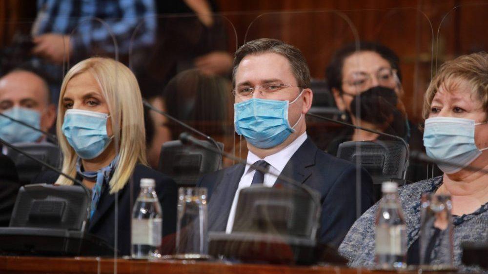Nova Vlada položila zakletvu pred poslanicima Skupštine Srbije 3