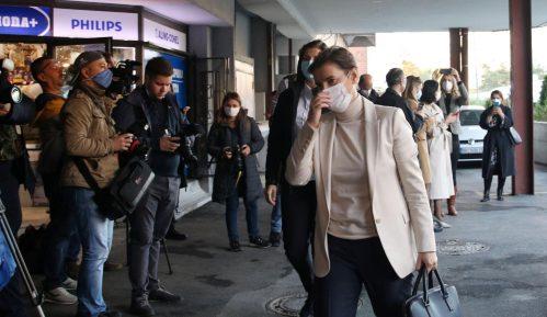 Ana Brnabić v.d. šefa diplomatije do imenovanja novog ministra 2