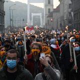 Protest hiljade studenata u Mađarskoj, traže akademsku slobodu 12