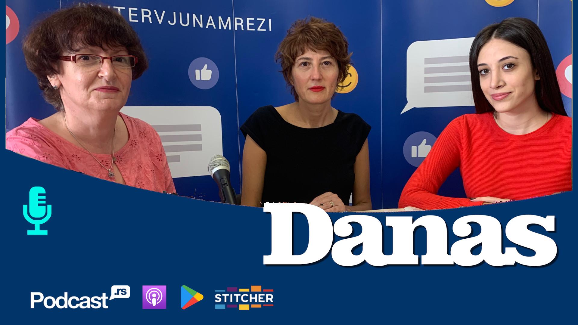 Danas podkast: Sećanja novinara Danasa na 5. oktobar 2000. godine 1