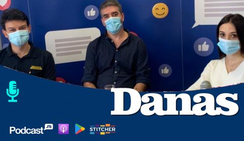 Danas podkast: Rodbinske veze i vlast u Srbiji 14