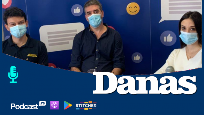 Danas podkast: Rodbinske veze i vlast u Srbiji 3