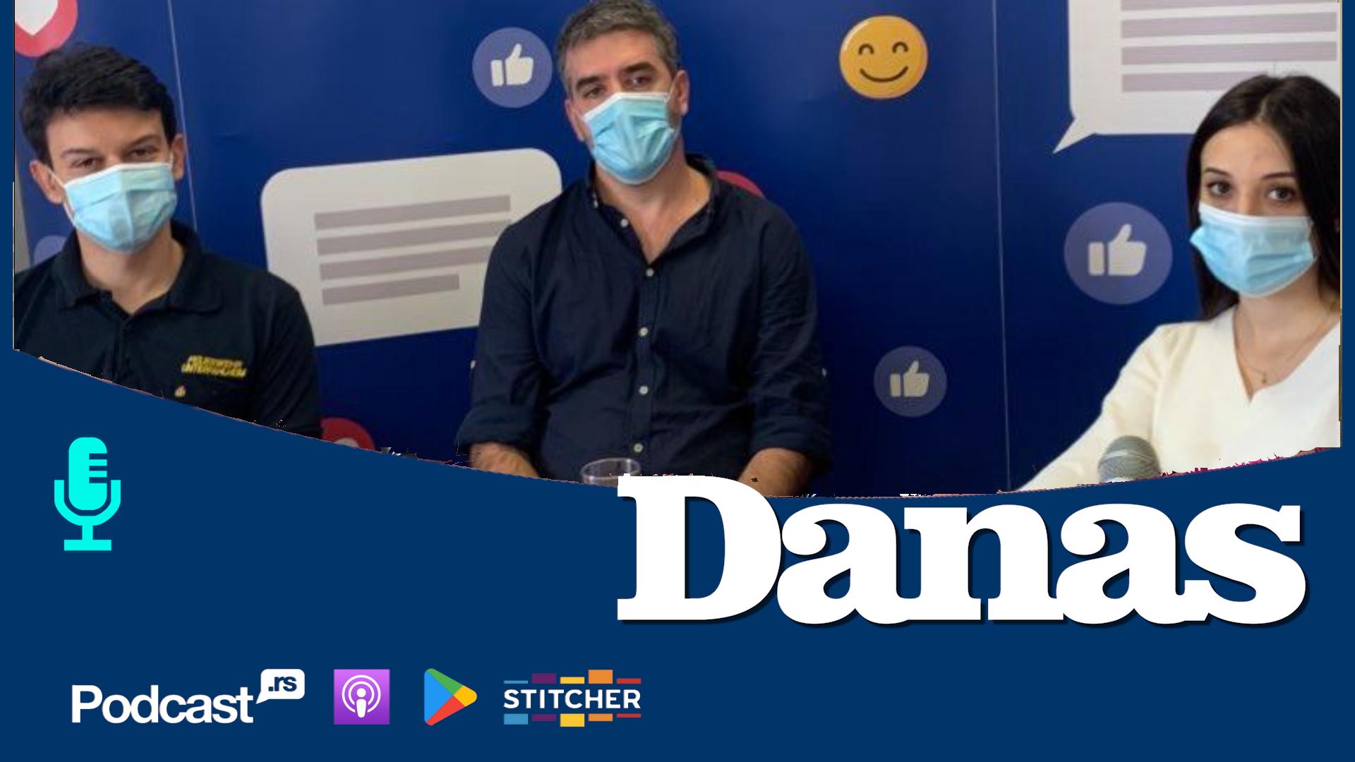 Danas podkast: Rodbinske veze i vlast u Srbiji 1