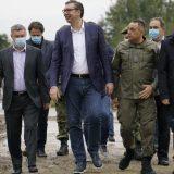 Vučić: Prizivaju Peti oktobar zato što je Srbija prva u Evropi po stopi rasta 6