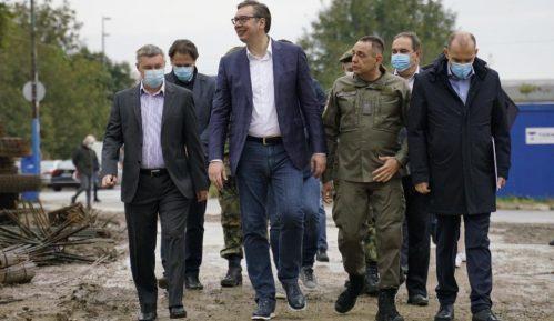 Vučić: Prizivaju Peti oktobar zato što je Srbija prva u Evropi po stopi rasta 5