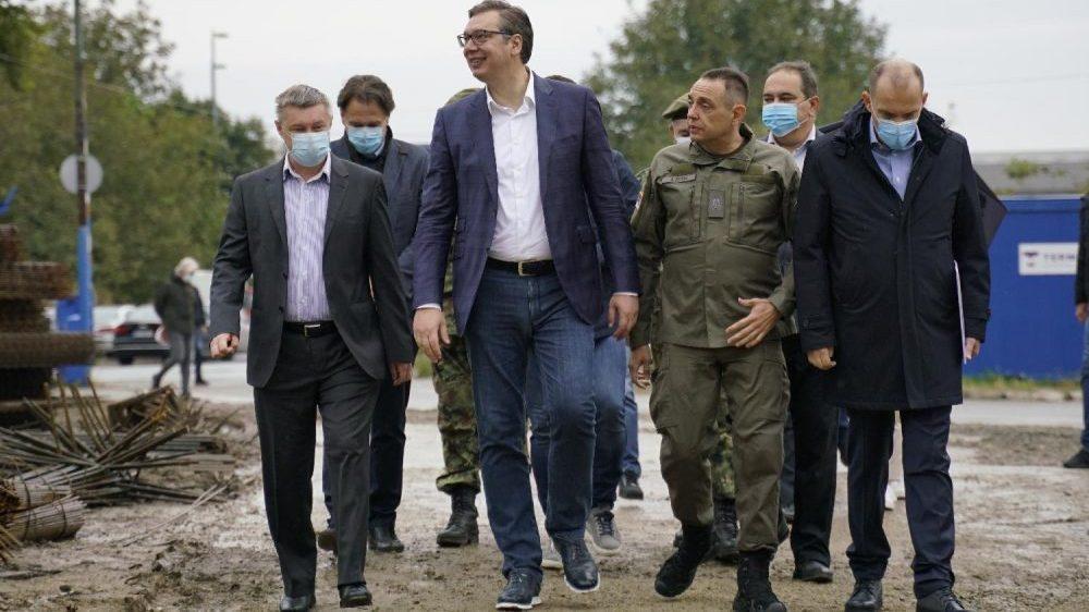 Vučić: Prizivaju Peti oktobar zato što je Srbija prva u Evropi po stopi rasta 1