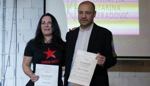 """Ana Lalić i Vuk Cvijić dobitnici ovogodišnje nagrade """"Katarina Preradović"""" 1"""