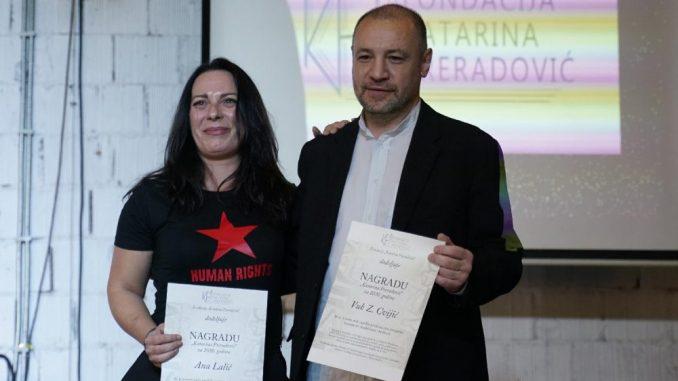 """Ana Lalić i Vuk Cvijić dobitnici ovogodišnje nagrade """"Katarina Preradović"""" 2"""