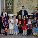 Mališani iz požarevačkih vrtića posetili gradonačelnika 7