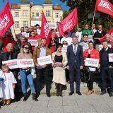 Dveri predstavile u Leskovcu proglas: Promene kreću sa juga 15