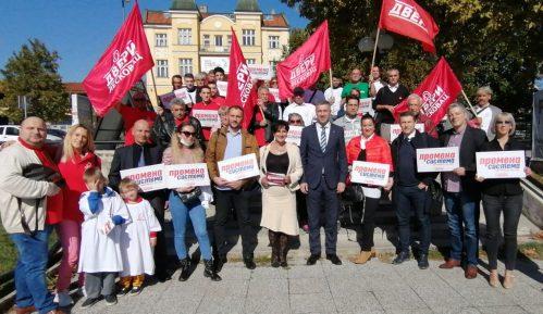 Dveri predstavile u Leskovcu proglas: Promene kreću sa juga 9