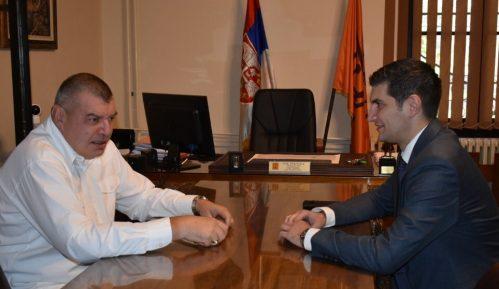 Grčić u Požarevcu: Unapređenje saradnje obaveza prema građanima 6