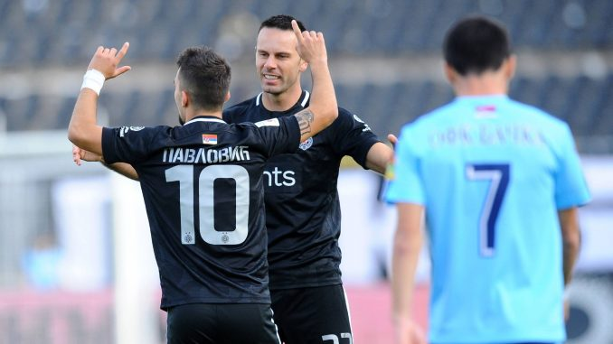 Partizan u osmini finala Kupa Srbije 3
