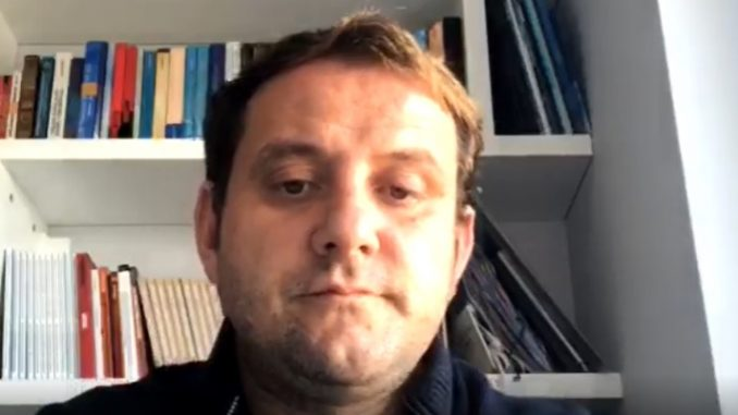 FlorijanĆehaja: Zamrznuti konflikt je najgore rešenje (VIDEO) 4
