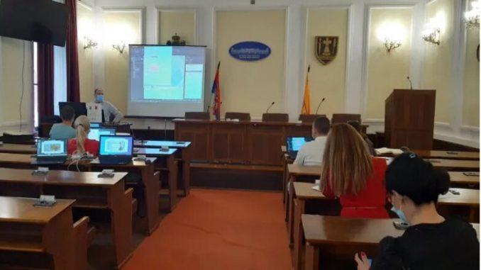Unapređenje geografskog informacionog sistema u Gradištu i Požarevcu 3