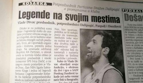 Kako je pad Miloševića uticao na promenu vlasti u KK Partizan? 9