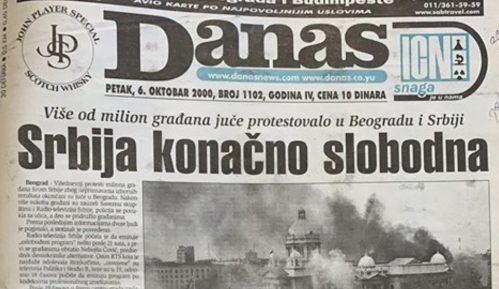 """Dvadeset godina ranije: """"Srbija stala da Milošević ode"""" 15"""