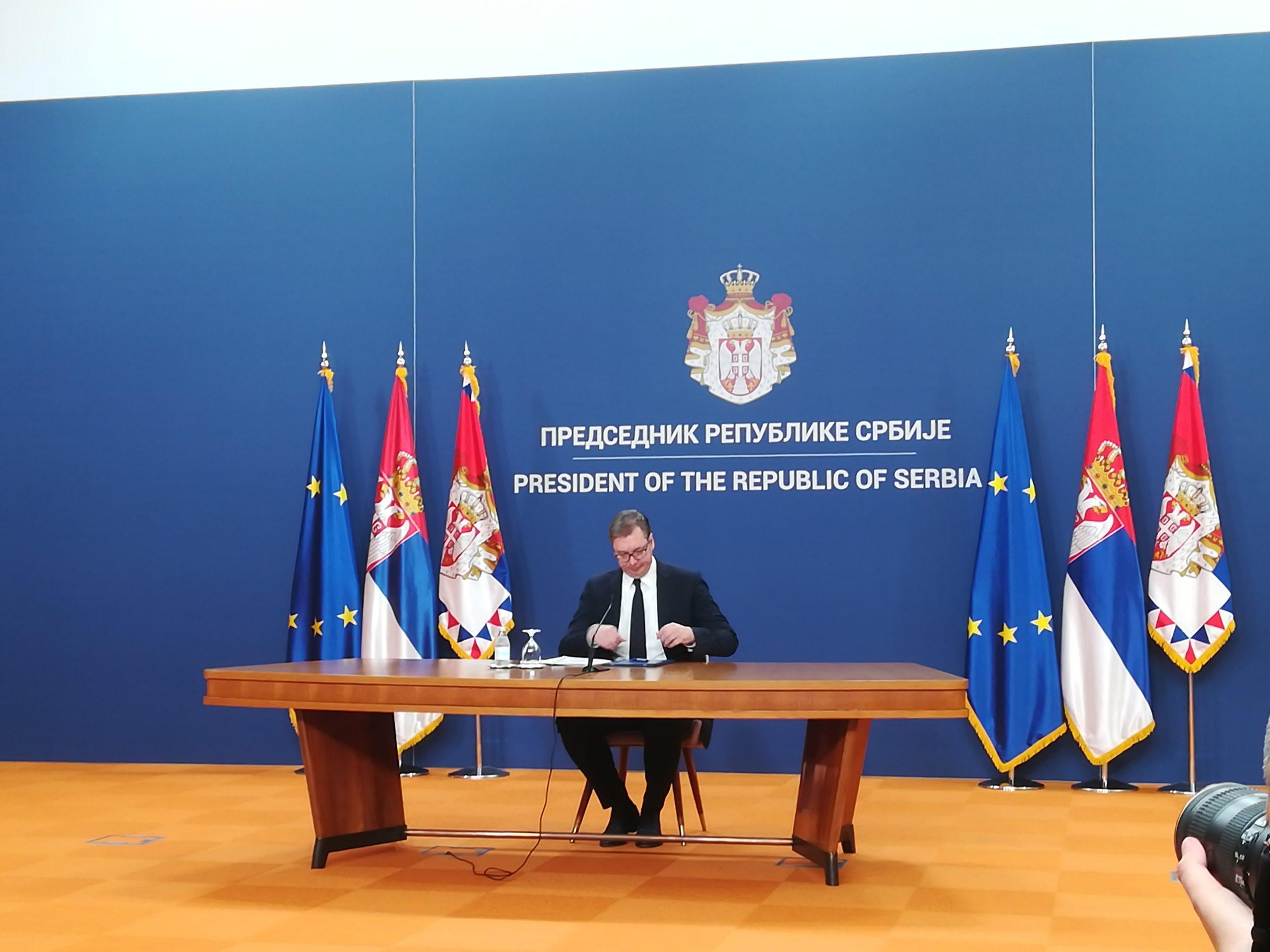 Vučić: Mandatar za sastav nove vlade Ana Brnabić, dva nova ministarstva 1