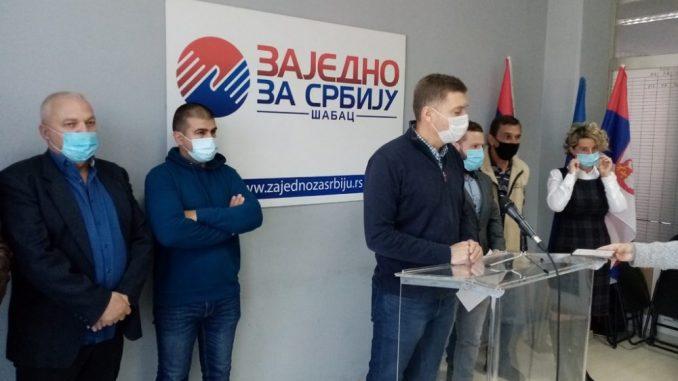 Zelenović: Sud odbio žalbe jer je Vučić rekao da će izbori u Šapcu biti gotovi do kraja oktobra 1