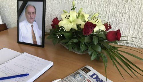 Komemoracija povodom smrti Dušana Mitrovića sutra u CZKD 9