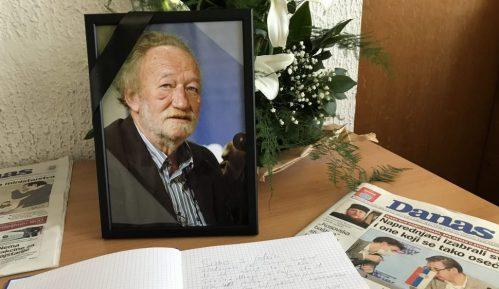 Komemoracija povodom smrti Grujice Spasovića 3. novembra u CZKD 1