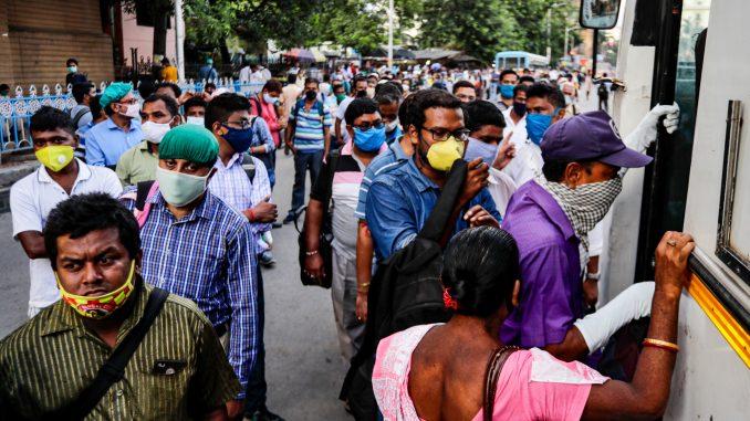 U Indiji više od sedam miliona zaraženih korona virusom 1