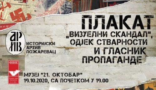 Izložba požarevačkog Istorijskog arhiva u Kragujevcu 5