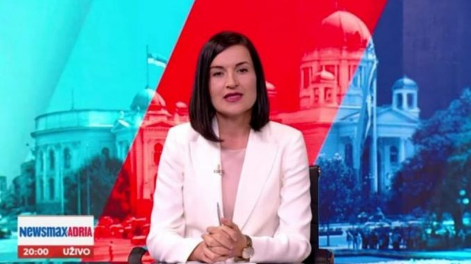 Urednica Njuz Maks Adrija Jelena Obućina istupila iz članstva UNS 4