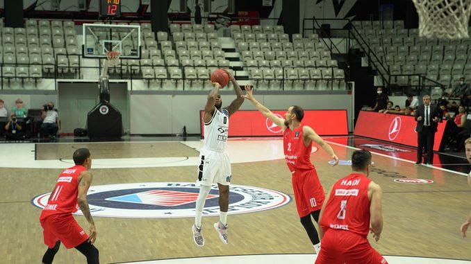 Košarkaši Partizana pobedili ekipu Bahčešehira sa 82:76 2