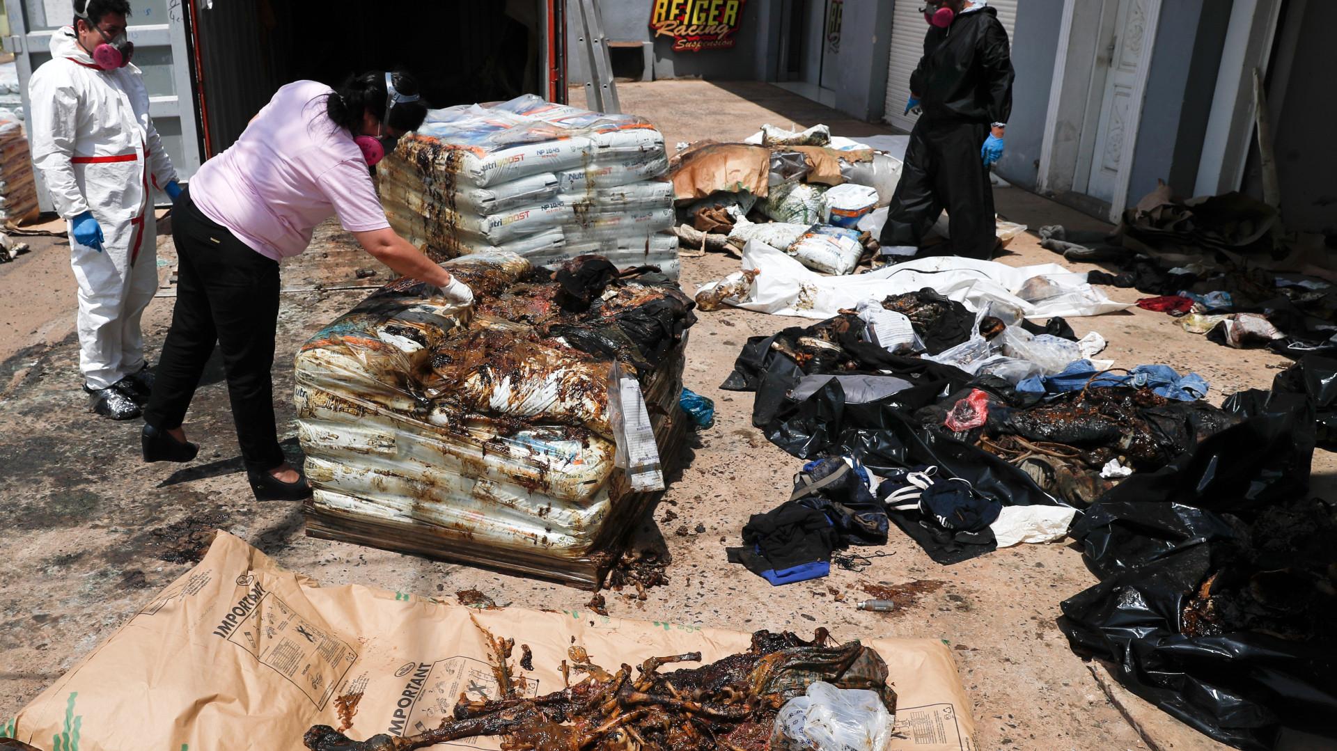 Sedam tela u pošiljci iz Srbije pronađeno u Paragvaju 2