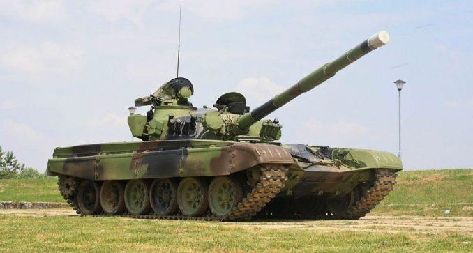 Na vojnoj vežbi na Pešteru najavljena promocija modernizovanog tenka M-84 5