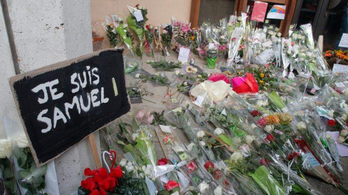 Evropski parlament minutom ćutanja odao poštu ubijenom nastavniku u Francuskoj 1