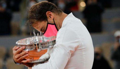 Nadal pobedio Đokovića u finalu Rolan Garosa 12