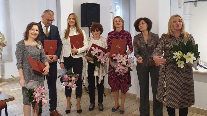 Nagrada Muzejskog društva Srbije Mihailo Valtrović dodeljena Snežani Mišić 1