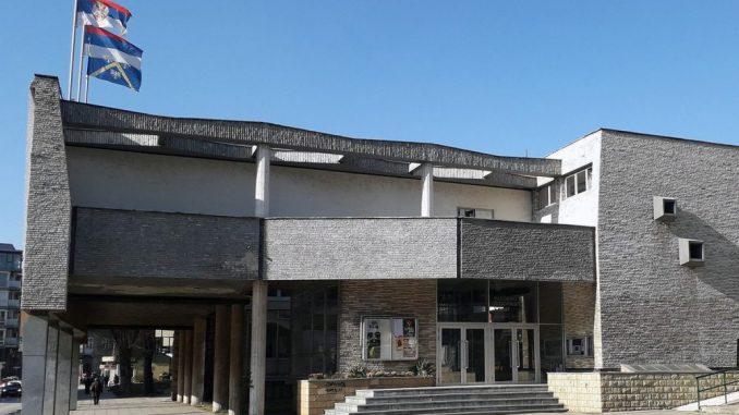 Završena rekonstrukcija dela zgrade užičkog pozorišta 1