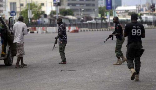 Opšta mobilizacija policije u Nigeriji 8