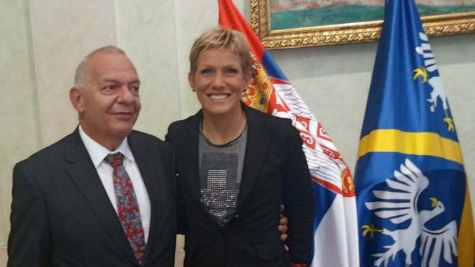 Ambasador Bugarske podržao i ohrabrio Oliveru Jevtić 3