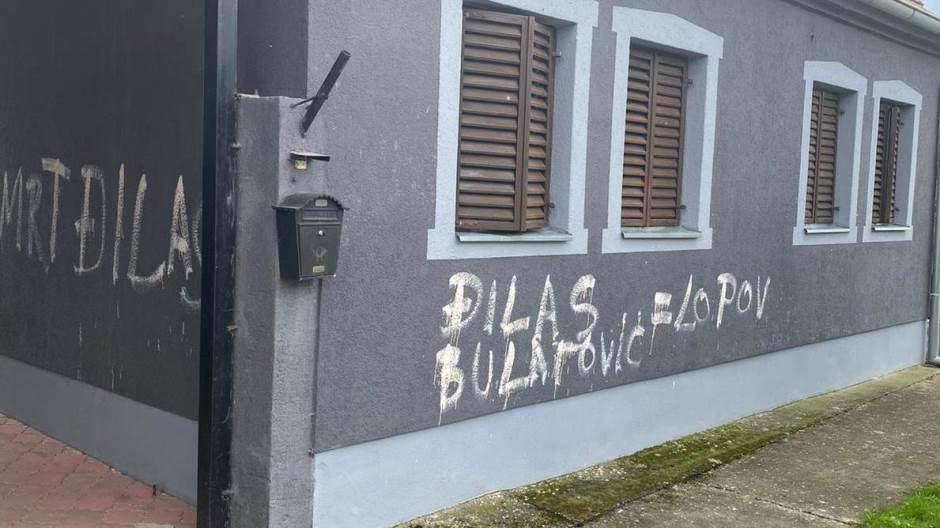 Stefanović: Policija pronašla dokaze kod Bulatovićevog prijatelja i člana SSP 1