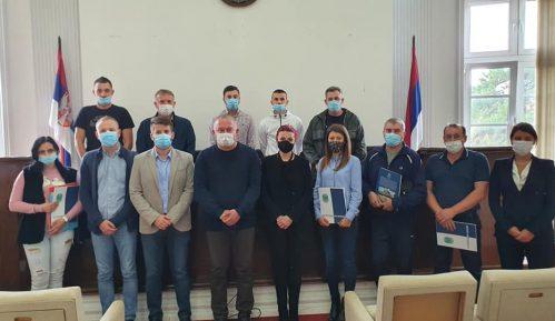 Dodeljeni ugovori za subvencionisanje samozapošljavanja u Petrovcu na Mlavi 7