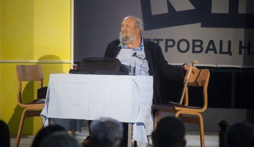 Petar Božović na Letnjoj pozornici u Petrovcu 2