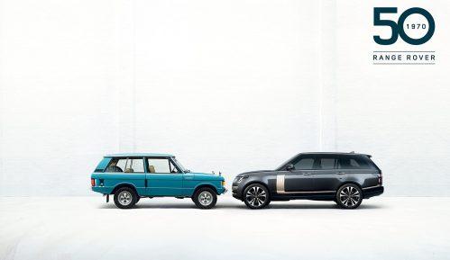 Pedeset godina Brenda Range Rover 2