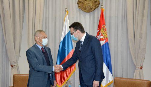Petković i ruski ambasador o dijalogu Beograda i Prištine 11