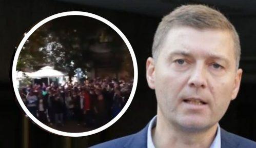 Zelenović: Naprednjaci sa kriminalcima upali na sednicu GIK-a (VIDEO) 7