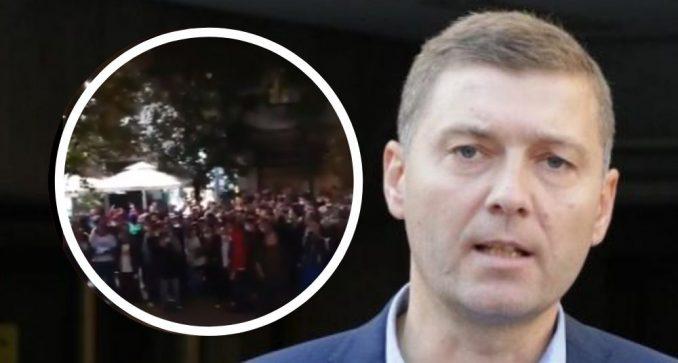 Zelenović: Naprednjaci sa kriminalcima upali na sednicu GIK-a (VIDEO) 2
