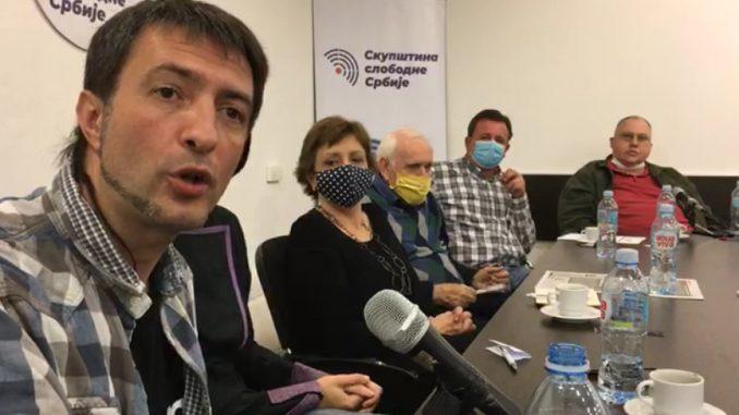 Skupština slobodne Srbije predstavila mere za poljoprivredu i selo (FOTO/VIDEO) 1