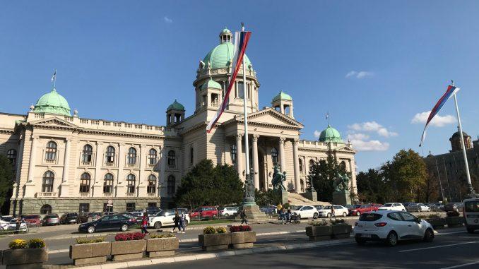 Danas sednica Skupštine Srbije o finansijskim zakonima 2